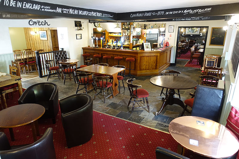 Cefn Mably Arms Bar