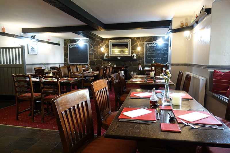 Cefn Mably Arms Restaurant